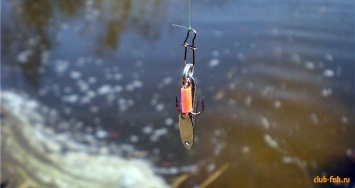 рыбалка на микро вертушки
