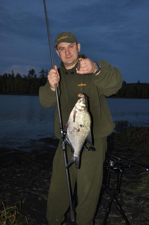 рыбалка в режевской области