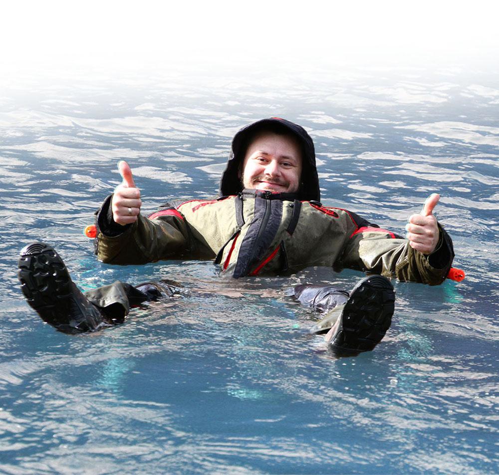 костюм поплавок для рыбалки российского производства